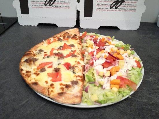 Denain, فرنسا: Pizzeria Au Bout Du Rouleau