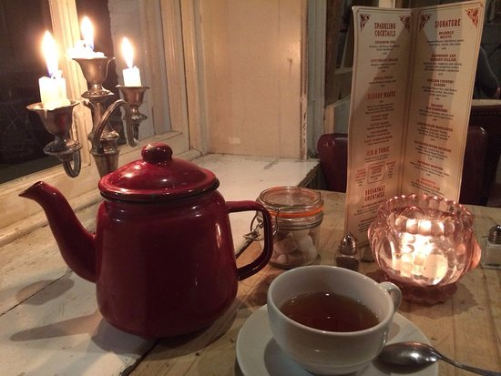 Bill's Restaurant: Tea at Bill's