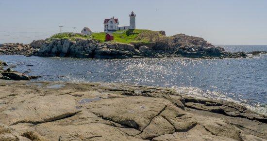 Zdjęcie Cape Neddick Nubble Lighthouse