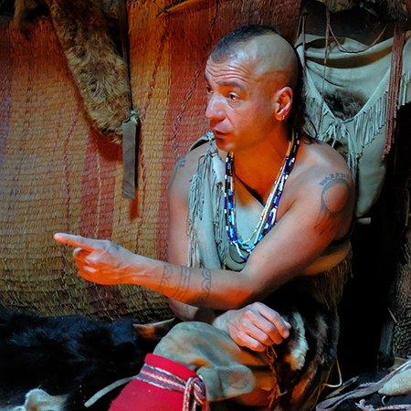 Plimoth Plantation: Native American Storytelling