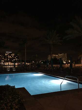 The Ritz-Carlton, Sarasota: near the harbor at the hotel
