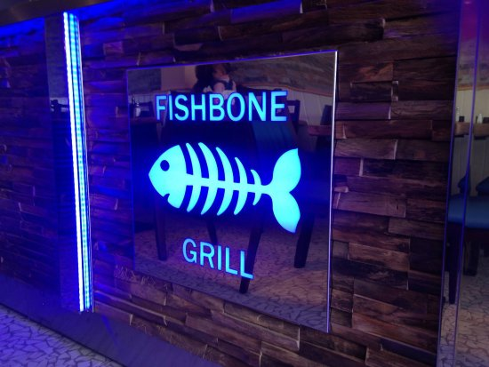 Birchington, UK: Fishbone Grill. Traditional Fish and Chips. Fully Licensed Restaurants.Takeaway and Cafe Shop.