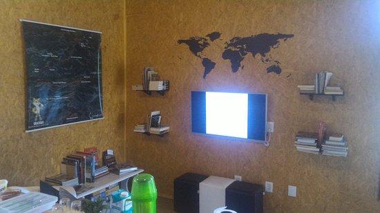 Graxaim Ecoturismo e Aventuras: O mapa na parede, simplesmente demais!