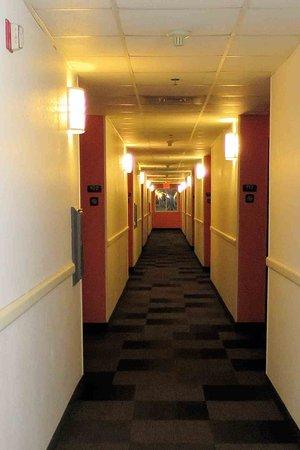 Seymour, Ιντιάνα: First Floor hallway