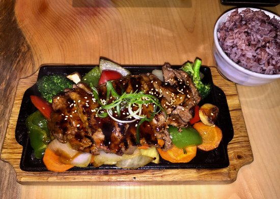 King City, Kanada: Beef Teriyaki