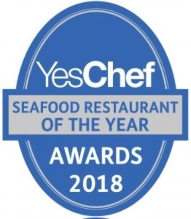 Strangford, UK: Winners Ulster Seafood Restaurant of the Year 2018