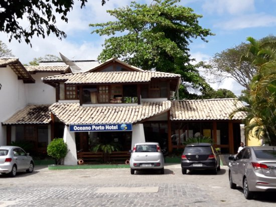 Oceano Porto Hotel: Fachada do hotel