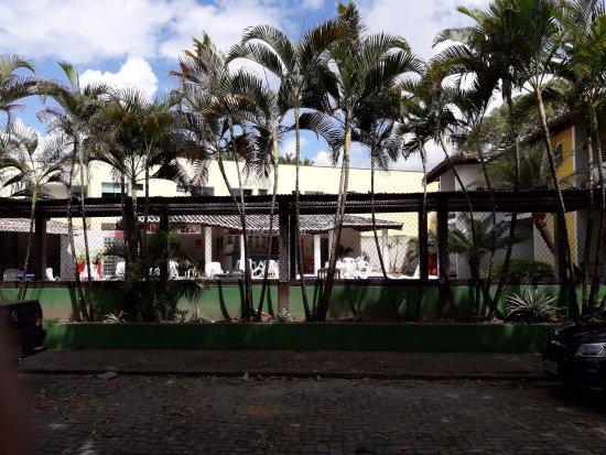Oceano Porto Hotel: Piscina e bar.