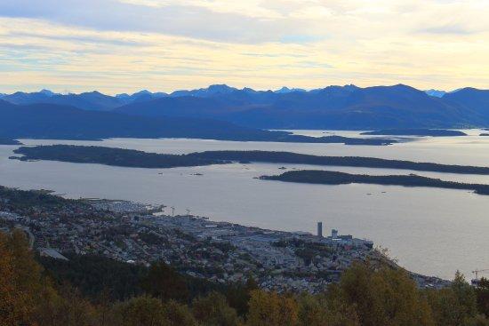 Varden the Molde Panorama: Varden Panorama