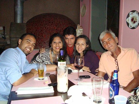 Antigua: Con la familia