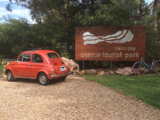 Halls Gap Lakeside Tourist Park: photo0.jpg