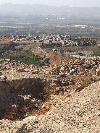 Irbid, Jordanië: The view