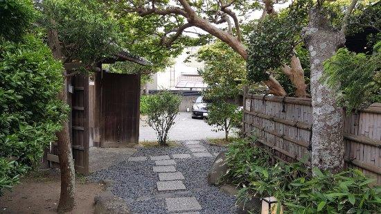 Kamakuramatsubaraan: Beautiful Japanese house renovated for a restaurant & Beautiful Japanese house renovated for a restaurant - Picture of ...