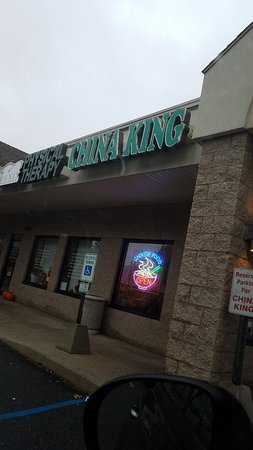 Orwigsburg, PA: China King