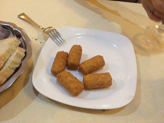 Da Vito e Dina: Potato Croquettes