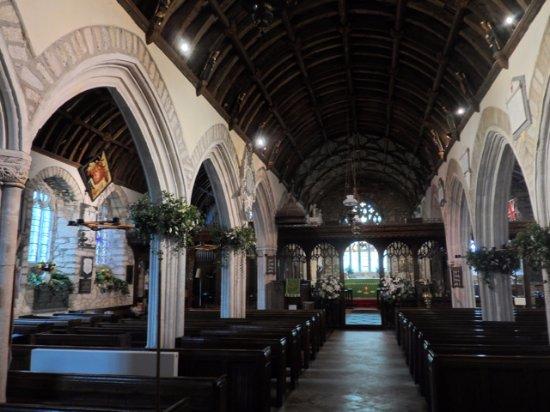 St Maddern Church