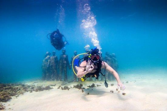 Underwater Fun in Pure Grenada