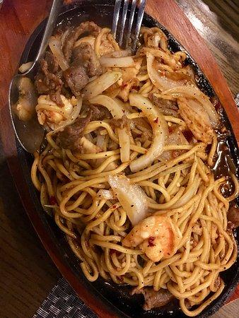 Jonesboro, AR: Noodles shrimp and beef
