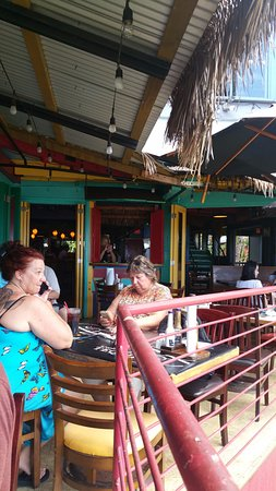 Fred's Mexican Cafe : outdoor seating is always my 1st choice