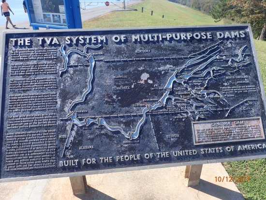 Hayesville, NC: story of the dam