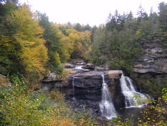 Davis, Virginia Occidental: Blackwater Falls