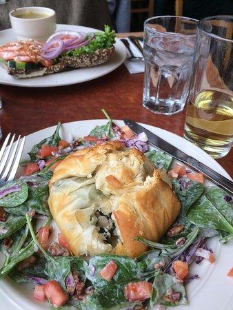 Edmonds, WA: Chanterelle Lunch