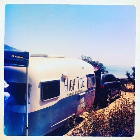 Point Samson, Australia: HighTide Espresso #retrocoffeerevival