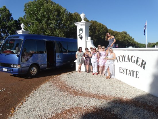Margaret River Blue Bus: Getting married we can create your special day