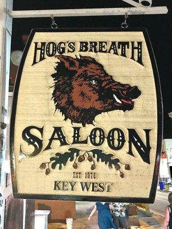 Hogs breath saloon сша