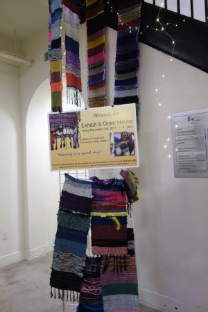 Liberty Station: Special Textile/Weaving Show