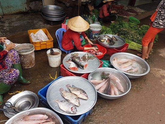 Dong Nai Province, Vietnam: Local markets