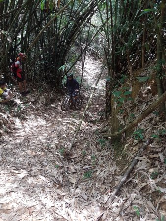 Dong Nai Province, Vietnam: Mountain biking