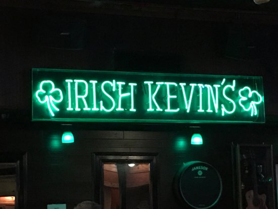 Irish Kevin's Bar : photo0.jpg