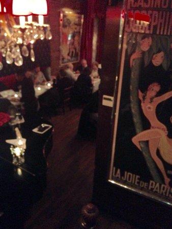Chez Josephine New York City Restaurant