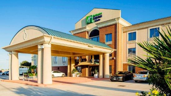 Waller, Техас: Hotel Exterior