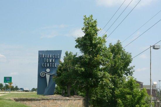 Hilton Garden Inn Raleigh Triangle Town Center: Triangle Town Center