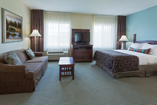 Staybridge Suites Tallahassee I-10 East: Studio Suite (accessible) 1 queen bed