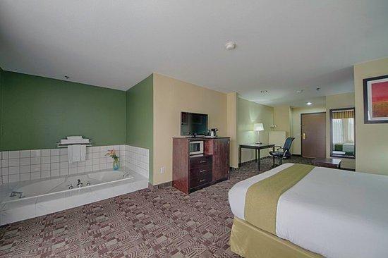 โซลานาบีช, แคลิฟอร์เนีย: Holiday Inn Express Solana Beach Newly Renovated Jacuzzi Suite