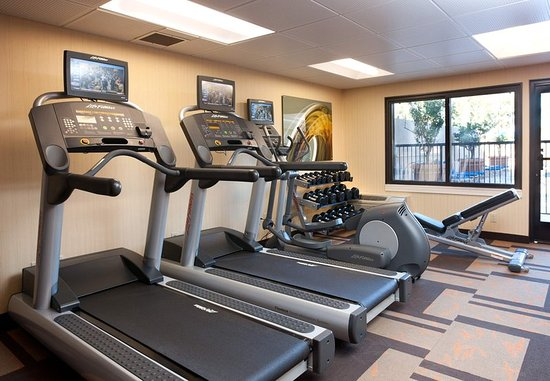 Laguna Hills, Californië: Fitness Center