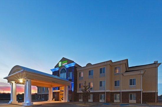 เฮริฟอร์ด, เท็กซัส: Hotel Exterior