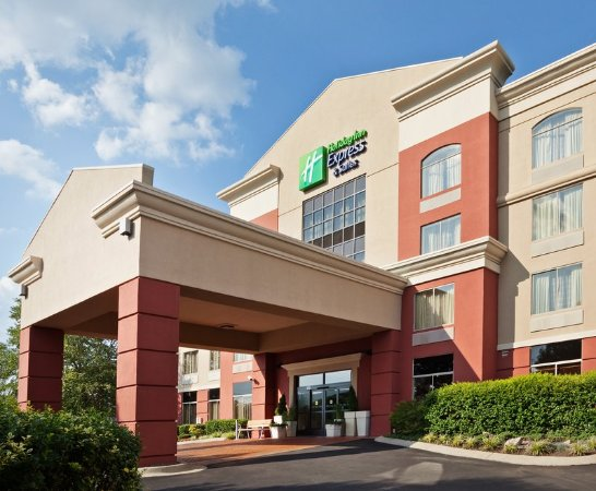 Holiday Inn Express Murfreesboro Central: Welcome to the Holiday Inn Express Murfreesboro