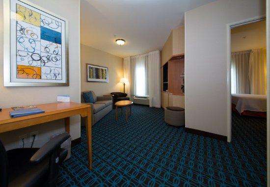 Cordele, GA: One-Bedroom Suite
