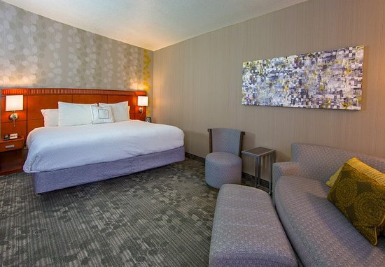 Tigard, Oregón: King Guest Room