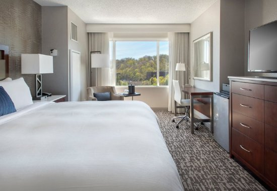 West Conshohocken, PA: King View Guest Room