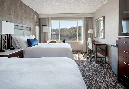 West Conshohocken, Pensilvania: Double/Double View Guest Room