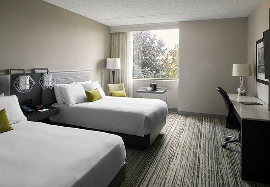 Hebron, Кентукки: Double/Double Guest Room