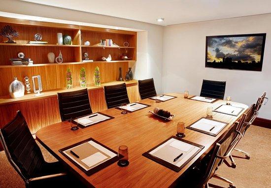 Renaissance Sao Paulo Hotel: Boardroom