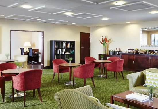 Enderby, UK: Executive Lounge