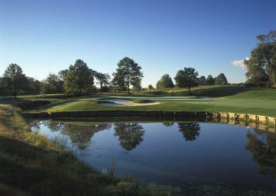 ออโรรา, โอไฮโอ: Golf Course