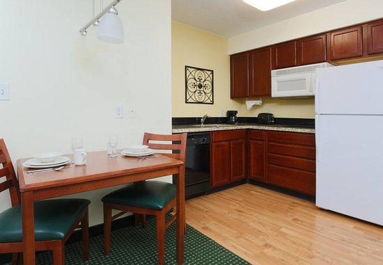 Exton, PA: Studio Suite - Kitchen Area